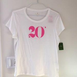 Kate spade t-shirt size xl